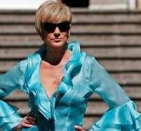 La actriz de origen argentino falleció el pasado 26 de febrero de un paro respiratorio, informó la familia el 1 de marzo.