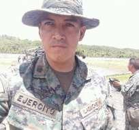 ECUADOR.- El uniformado llevaba nueve meses desaparecido. Al momento, se tramita su repatriación. Foto: Archivo