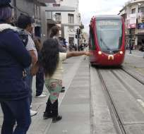 CUENCA, Ecuador.- Grupos prioritarios podrán usar gratuitamente el transporte cuya tarifa no se establece. Foto: API.