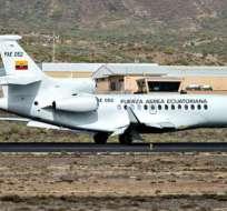 Informe de Contraloría indica que en 5 años se hicieron 12 vuelos a paraísos fiscales. Foto tomada de lahora.com.ec