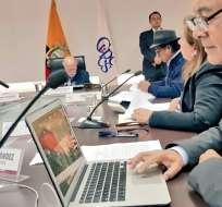 EL CPCCS-T tiene 5 días para resolver los recursos antes de la impugnación ciudadana. Foto: CPCCS