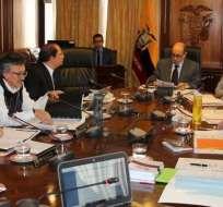 QUITO, Ecuador.- Corte Constitucional debe pronunciarse sobre el referendo. Foto: CC.