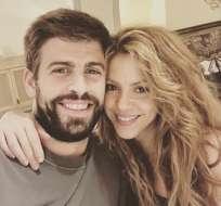 Descartan las versiones de infidelidad de Shakira y Piqué. Foto: Instagram