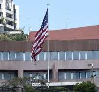 EEUU revoca visas de otros 340 allegados a Maduro. Foto: AFP