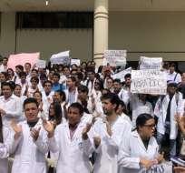 GUAYAQUIL, Ecuador.- Casi $7 millones para prácticas estudiantiles en carrera de Medicina. Foto: Vistazo