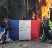 Según un balance divulgado por la policía, 31 personas fueron detenidas. Foto: AFP