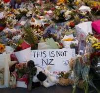50 fieles fueron asesinados en el momento del rezo musulmán por un supremacista blanco. Foto: AP