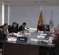 QUITO, Ecuador.- El CPCCS transitorio recibirá las observaciones ciudadanas hasta este jueves. Foto: API