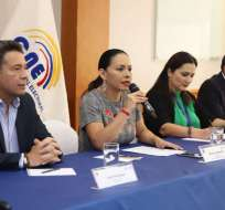 CNE aclara cómo contará votos nulos del CPCCS. Foto: CNE