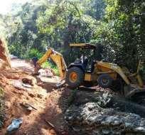 La empresa INV Metals Inc tiene un contrato de 12 años en la provincia de Azuay. Foto: REFERENCIAL