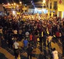 MANTA, Ecuador.- Más de un millón 200 mil electores fueron convocados en Manabí. Foto: CNE