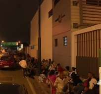 GUAYAQUIL, Ecuador.- Autoridades confirmaron que existe un incremento en la demanda de matrículas en 2019. Foto: Captura.