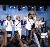 El Partido Social Cristiano (PSC) tiene un 46.87% de los votos. Foto: Madera de Guerrero.