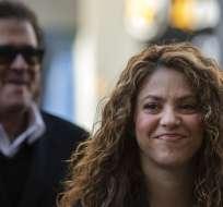 El músico y productor Liván Rafael Castellanos demandó a los superastros por plagio. Foto: AP