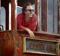 """LOS ANGELES, EE.UU.- Burton quería que su """"Dumbo"""" ofreciera algo nuevo mientras se mantenía fiel a su fuente. Foto: AP."""