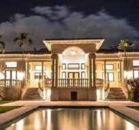 MIAMI, EE.UU.- Una de las propiedades descritas por el Miami Herald está valorada en $4.5 millones. Foto: Archivo