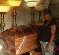 GUAYAQUIL, Ecuador.- El hombre falleció el 31 de diciembre del 2018 en un asilo.