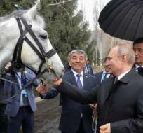 Rusia y Venezuela cerraron en 2011 un acuerdo de cooperación militar. Foto: AFP