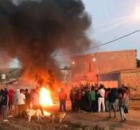 Los vecinos del barrio Facción 14 quemaron la vivienda de un hombre y lo mataron a golpes.