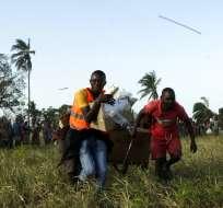 La enfermedad es una de las principales preocupaciones de los miles de sobrevivientes. Foto: AP