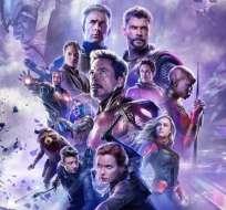 La película llega a los cines de Ecuador el 26 de abril. Foto: Marvel