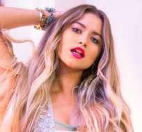 Sofía Reyes dice que su objetivo es llegar a la mayor cantidad de personas posible con su música.