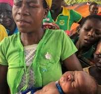 La tormenta ha dejado ya más de 700 muertos y hay miedo a que a las inundaciones le siga una epidemia de cólera.