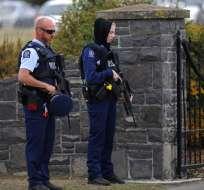 Brenton Tarrant se enfrenta a 50 cargos de asesinato y 39 de tentativa de asesinato. Foto: AP