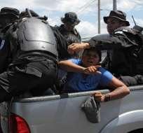 NICARAGUA.- Excarcelación se da dos días después de que gobierno y alianza concluyeron negociaciones. Foto: Archivo AFP