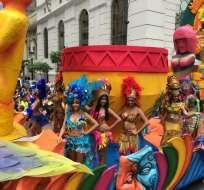 Música y alegría en Guayaquil es mi destino en carnaval.
