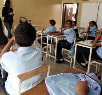 1200 instituciones educativas listas para iniciar clases en la Costa