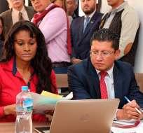 Salazar ha asegurado que combatirá la corrupción y perseguirá delitos mas no a personas. Foto: archivo