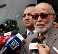 QUITO, Ecuador.- El titular del CPCCS dijo que hará lo posible por llevar al expresidente a la cárcel. Foto: Archivo