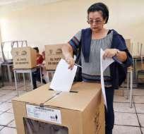 Trece días después de las elecciones, el CNE arrojó los resultados finales de distintas dignidades. Foto: CNE
