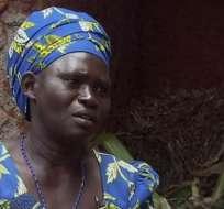 Anne-Marie es una sobreviviente del genocidio que vivió Ruanda en 1994.