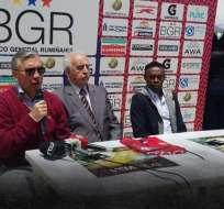 La Federación Ecuatoriana de Fútbol respondió a la denuncia de Jorge Andradre Escobar. Foto: Tomada de @elnacionalec