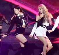 Jisoo, Jennie, Rosé y Lisa son las integrantes de Blackpink.