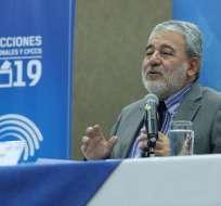 Piden que Fiscalía investigue fraude electoral en Mocache. Foto: CNE