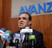 El expresidente del directorio del IESS es acusado en Ecuador de tráfico de infuencias. Foto: ARchivo El Ciudadano