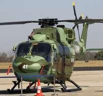 Defensa se pronunció sobre reposición de estas aeronaves para la FAE. Foto: Archivo