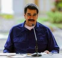 """Cooperación debe gestionarse """"sin politiquería y por los caminos de la legalidad"""", dijo. Foto: AFP"""