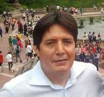 Ecuatoriano muere tras caer de un edificio en Nueva York. Foro: nydailynews.com