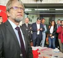 COLOMBIA.- Tras conocer esta decisión, el político dijo que agotará todas las instancias jurídicas. Foto: Twitter