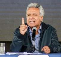 Además del asilo, Ecuador le retiró a Assange la nacionalidad ecuatoriana. Foto: AFP