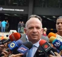 ESPAÑA.- Hugo Carvajal fue señalado en 2008 por EEUU por nexos con actividades de narcotráfico. Foto: Archivo