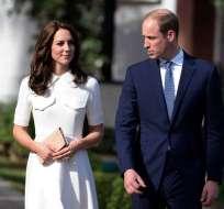 Lo que hará el príncipe William respecto a su supuesta infidelidad. Foto: AP - Archivo