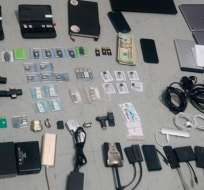 Colaborador de Assange procesado por ataques informáticos. Foto: Fiscalía Ecuador
