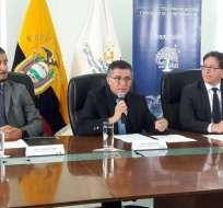QUITO, Ecuador.- Según el Mintel, las páginas de 10 instituciones recibieron los intentos de afectación. Foto: API