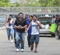 Entre los excarcelados hay 18 opositores detenidos por apoyar las protestas contra Ortega. Foto: AFP