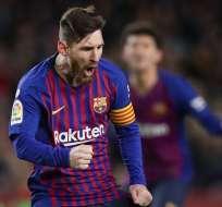 Messi, figura del FC Barcelona
